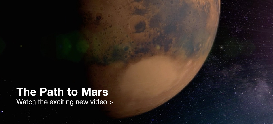 Build Something Better - The Path to Mars  (Video)