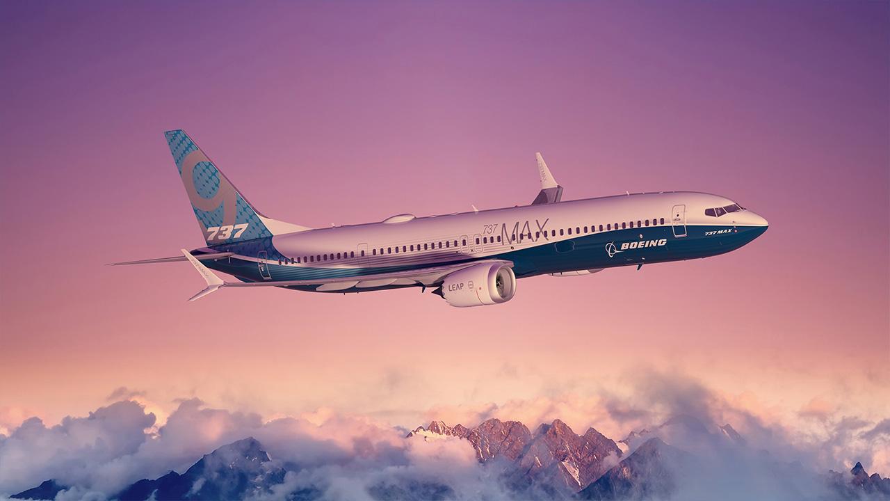 Боинг 737 max 9
